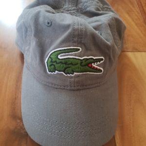 Lacoste hat